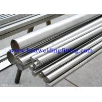 Stainless Steel Plain Round Bar / Rebar / Flat Bar ASTM A 182 (F45) SGS / BV / IS9001 Manufactures