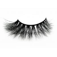 Buy cheap Hand Made Invisible Band Eyelashes Soft Cotton Black Band 6mm To 15mm Mixed from wholesalers