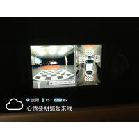 High Definition Car Rearview Camera System With 360 Degree Car Visual For Mercedes Benz GLA Manufactures