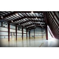 Environment Protective Lightweight Prefabricated Steel Building For Industry Manufactures