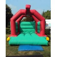 China Disney 0.55mm PVC Childrens Inflatable Bouncy Castle Slides YHCS 009 1100W Blower on sale