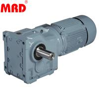 China SEW equivalent helical bevel geared motors on sale