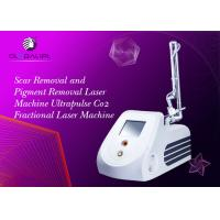 10600nm CO2 Fractional Laser Machine 6 Scan Modes For Wrinkles Removal Manufactures