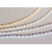 China 3528 4.8W Flexible LED Strip Lights 8mm Width Ounce PCB For Automobile Decoration on sale