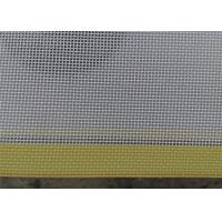 Quality Smooth Surface 100%Polyester Mesh Belt For Industry Food Conveyor for sale