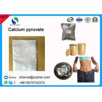 China Effect fat loss steroids calcium pyruvate for nutrition and dietary supplement CAS 52009-14-0 on sale