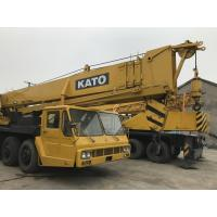 Located in China Japan Used Crane Now , Import From Japan 50 Ton NK500E Original Manufactures