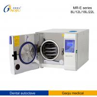 MR-22L-E Deluxe Dental Autoclave / Pressure Steam Sterilizer With 22L, 220V / 50HZ Manufactures