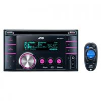 LCD display jvc car cd player AM / FM/MP3/MP4/USB/SD with bluetooth and RDS Manufactures