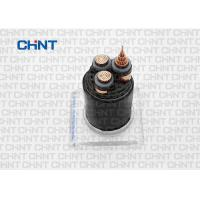 High Tension Armored Electrical Cable 3 Cores For Power Transmission Line Manufactures