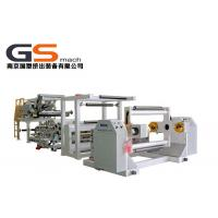 Non Woven Film Lamination Machine Paper A4 Lamination Machine For Printing Industry Manufactures