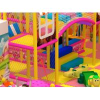 Colorful Theme Kids Indoor Playground For Shopping Mall 1680 * 1000 * 350cm