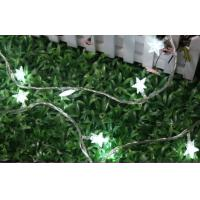 Low Power 110V Green LED String Light With ROHS Certification Manufactures