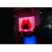 China RGB  P25mm DIP 346  Curtain LED Display , Waterproof IP68 LED stage curtain on sale