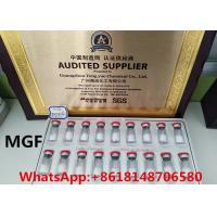 Buy Safe Legal Human Growth Hormone Peptide 99% Purity MGF Peptides Injection Manufactures