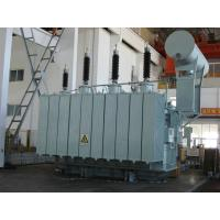 Low Noise Electric Power Transformers 110KV 90MVA With Three Copper Winding Manufactures