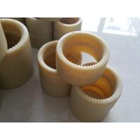Nylon Sleeve Gear Coupling Nylon Teeth Gear Shaft Coupling Sleeve Manufactures