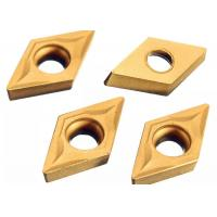 DCMT070204 Carbide Cutting Inserts For SDNCN1010H07/ SDNCN1212H07 Turning Tool Holder Manufactures