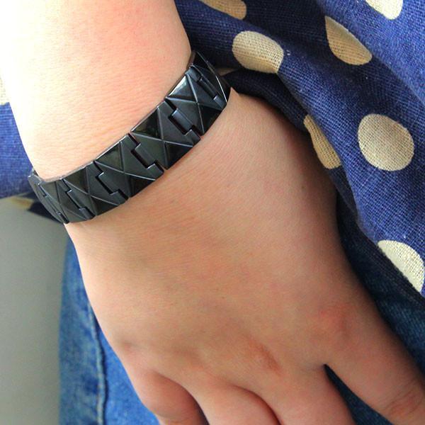 Quality Shenzhen Fashion Accessories Titanium Bio Energy Bracelet for Jewelry,bluetooth bracelet manual for sale