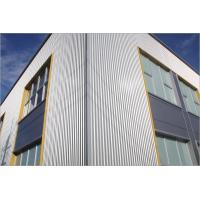 China Beautiful Custom Made PVDF Aluminium Composite Panel Sheets For Building Facade System on sale