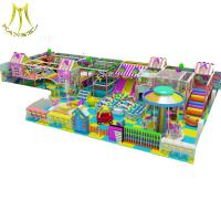 China Hansel  kids enveromental EPP foam block building indoor playground on sale