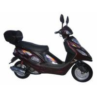 Dual Fuel Scooter (CNG&Gasoline) CNG-HQ80T-1 Manufactures