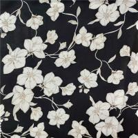 105GSM Printed Rayon Fabric Excellent Skin - Friendly Beautiful And Durable Manufactures