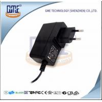 AC DC Universal Adapter European Plug 47Hz - 63Hz Input Frequency Manufactures