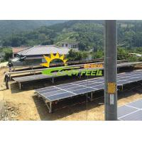 China OEM PV Mounting Systems Solar Panel Pole Pv Mount Easy Installation on sale