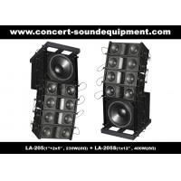 """Dual 5"""" 8ohm 230W Mini Line Array Speaker For Fixed Installation In Conference, Pub, Auditoria Manufactures"""