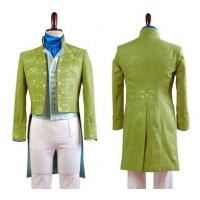 Prince costumes Wholesale Cinderella 2015 Film Prince Charming Attire Outfit Cosplay Costume from Cinderella 2015 Film Manufactures