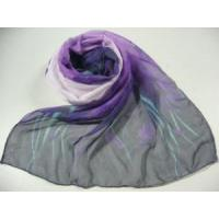 Fashion Printed Polyester Scarf (HP-C4506) Manufactures