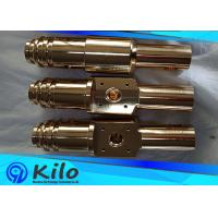 High Precision Aluminum Parts Cnc Machining Service Polished Turn Components Manufactures