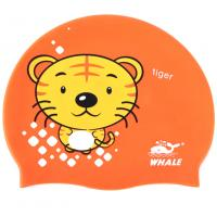 Waterproof Junior Silicone Swimming Caps for Boys and Girls Aged 4-12 – Fun Manufactures