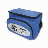 Cooler bag with Radio Manufactures
