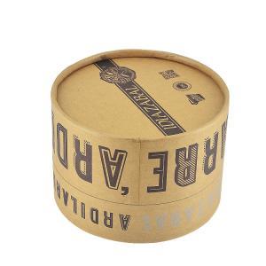 China Printed Custom Logo Round Cardboard Gift Box Handmade Round Paper Gift Box on sale