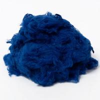 China 1.4d * 38mm Recycled Color Polyester Staple PSF Spinning Fiber Wool Spinning on sale