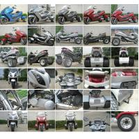 China BRP Can-am Chain Drive 150CC CDI Three Wheels Scooter , Chain Drive on sale