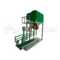 Industry Powder Bagging Equipment Bag Packing Machine With Computer Controller Manufactures
