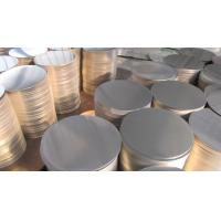 Proving Aluminum Circle Sheet With Bright Surface For Cookware Manufactures