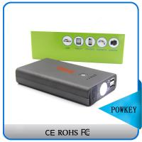 Fashionable 12V 8000mAh portable power bank multifunction mini car booster for emergency Manufactures