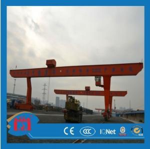 C Shape Single Girder Gantry Crane Manufactures