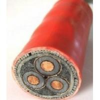 Buy cheap Three Core XLPE Insulated Middle Voltage Electric Cable Copper Conductor from wholesalers