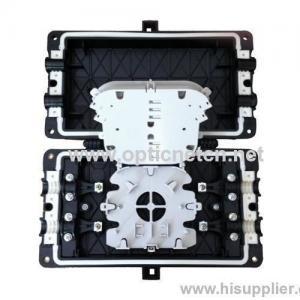 China 12 Fibers FTTH Closure Fiber Optic Splice Closure Mechanical Type Cable Sealing on sale