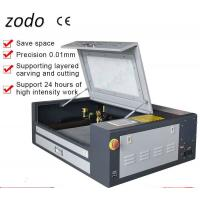 Quality high precision 460 60w laser cutting machine 400x600mm laser engraving machine with RUIDA controller for sale