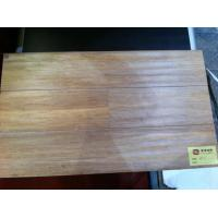 China Antique hardwood flooring made by bamboo with lacquer surface on sale