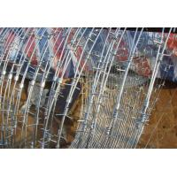 500mm 600mm Sharp Razor Concertina Wire Fence ISO9001 SGS Certification Manufactures