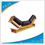 Trough idler roller frame of belt conveyor Manufactures