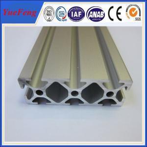 Hot! OEM 3m -6m aluminium alloy proifiel, hundreds of t slot aluminum extrusion supplier Manufactures