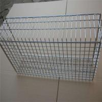 China Flexible stainless steel wire mesh cable tray/wire basket on sale